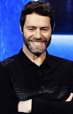 Howard Donald proud grandfather...whoops...without the grand! #bebae4bowie