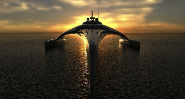 Adastra super yacht is a one-of-a-kind aquatic marvel