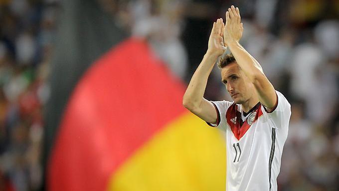 """Der """"ewige"""" Miroslav Klose hört auf."""