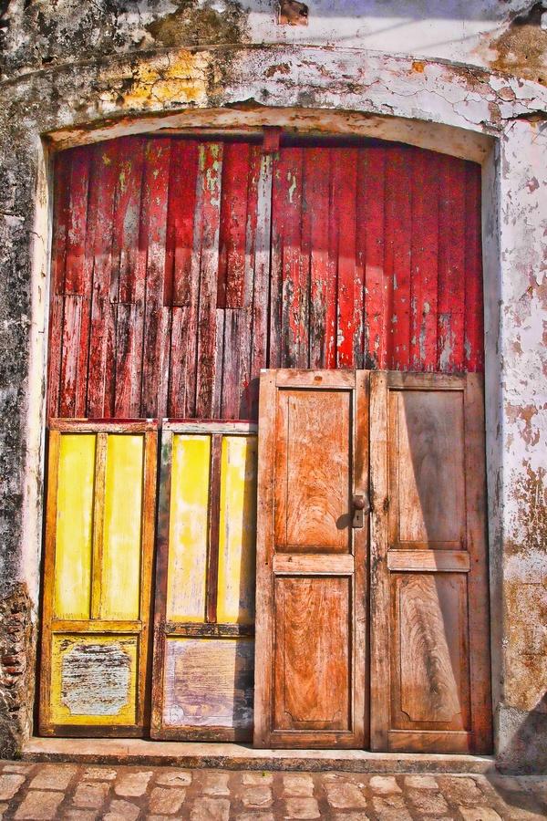 The door and more doors