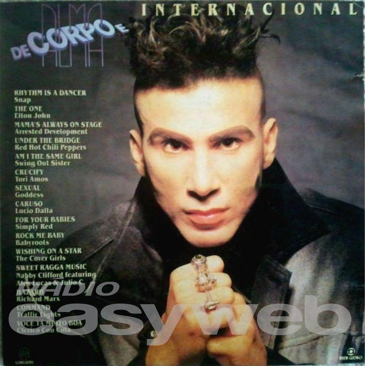 De Corpo E Alma Internacional 1992/93