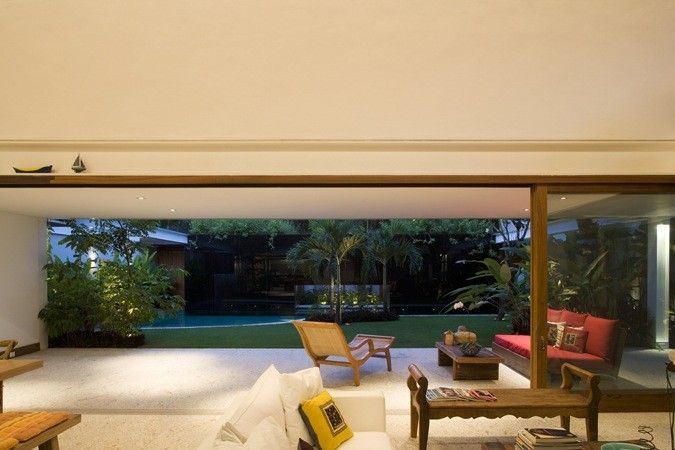 Gallery of GR House / Bernardes Jacobsen - 11