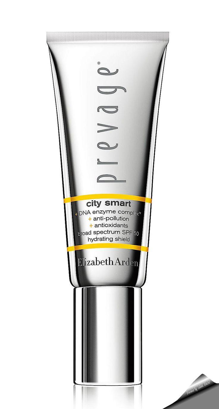 "Elizabeth Arden ""PREVAGE® City Smart Broad Spectrum SPF 50 Hydrating Shield""…"