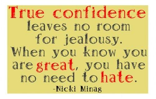 confidence is so attractive.: Words Of Wisdom, True Confidence, Remember This, Nicki Minaj, Inspiration, Quotes, Nickiminaj, Living, True Stories
