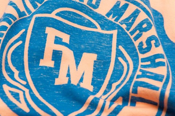 #franklinandmarshall logo close-up