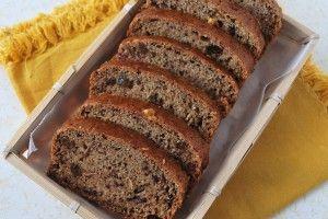 pane dolce integrale senza uova e burro