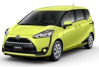 Harga Toyota Sienta Terbaru Maret 2017