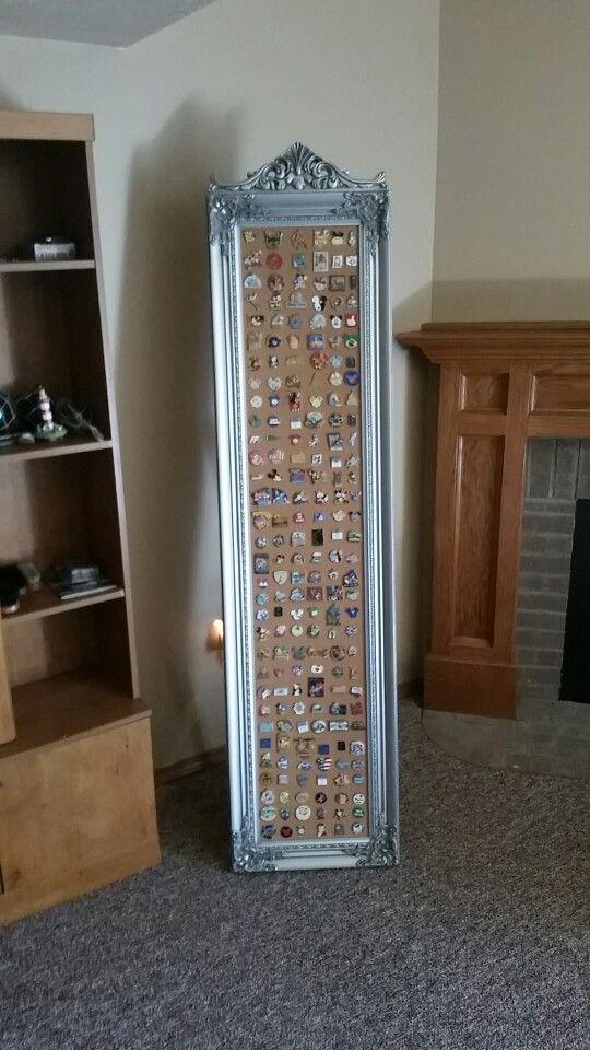 My display. 192 pins