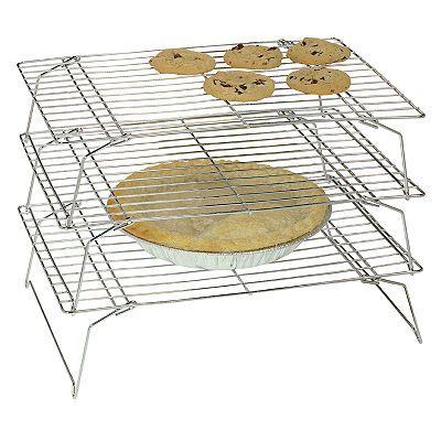Fox Run Craftsmen Stackable Cooling Rack Set  $13 5star/16 reviews