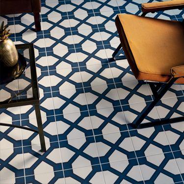 Fired Earth Trellis Tiles