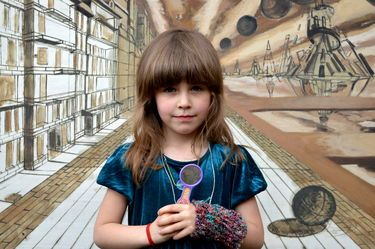 """Saatchi Art Artist marek izydorczyk; Photography, """"Eva,daughter of the artist."""" #art"""