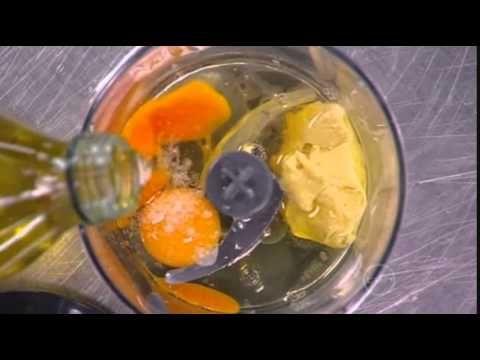 Masterchef Australia - Fresh Mayonaise Recipe - YouTube tutorial!  So easy, who knew??