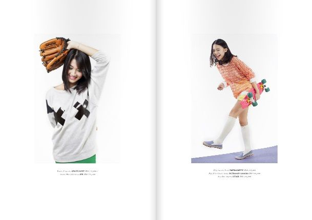 LocalBrand.co.id e-Magazine The Select of Work out with colorful outfit. All wardrobe by LocalBrand.co.id. #LocalBrandID How to buy? Visit www.localbrand.co.id Line : localbrandid SMS/WA : +62858 3015 3333 BBM : 7436815A BB channel : LocalBrand.co.id