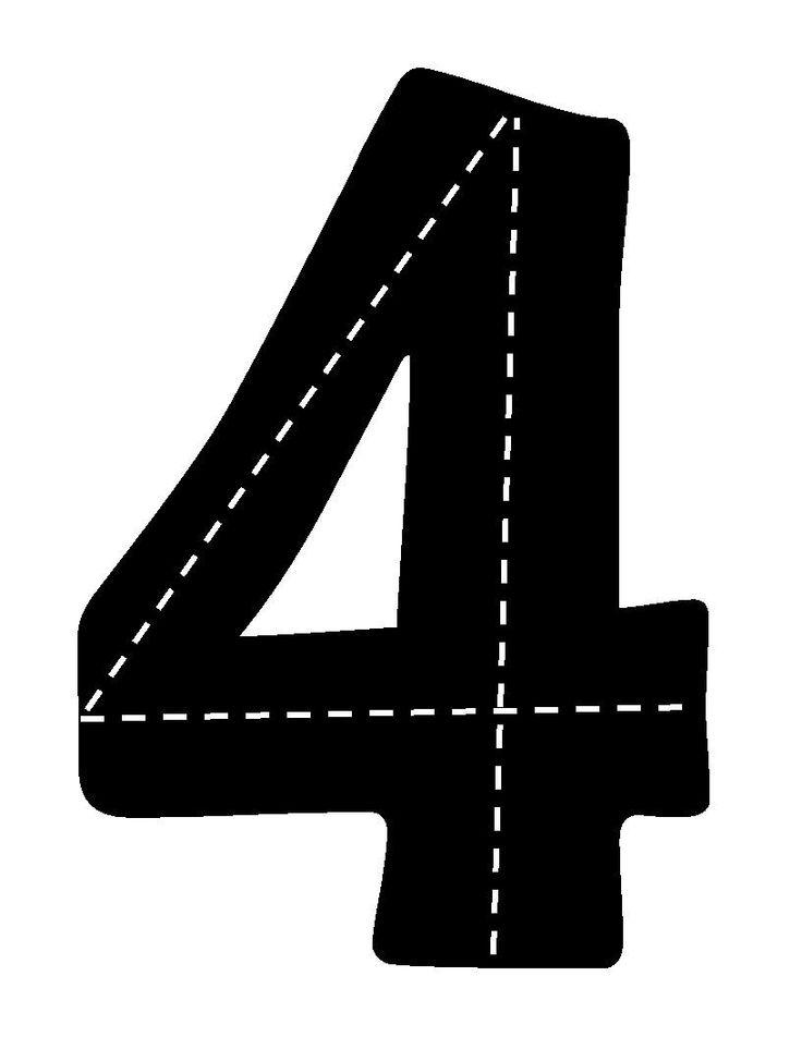 Verkeerscijfer 4