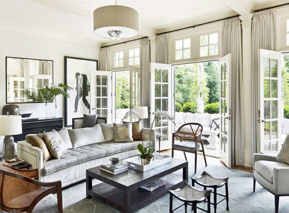 16 Sophisticated Southern Spaces. Living Room ArrangementsLiving Room  FurnitureLiving ... Part 33