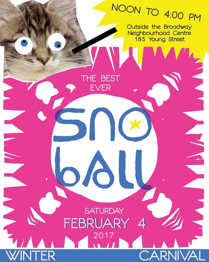 West Broadway Biz's Snoball Winter Carnival