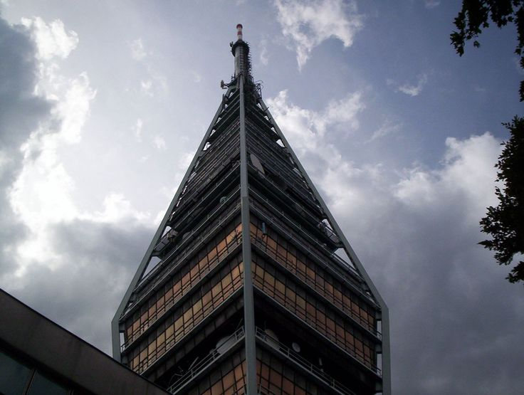 Kamzik TV Tower with restaurant ans scenik outlook: http://www.welcometobratislava.eu/portfolio/kamzik-tower/