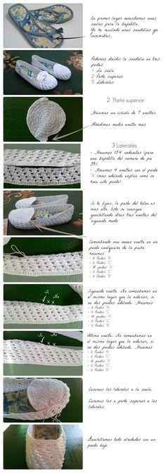 Crochet y reciclaje