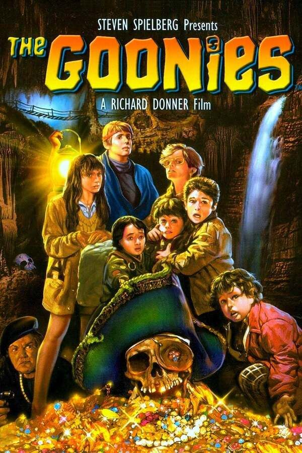 Classic 80s Movie Posters A4 Size Photo Print Film Cinema Wall Decor Fan Art Goonies Movie Poster Old Movie Posters Movie Posters Minimalist
