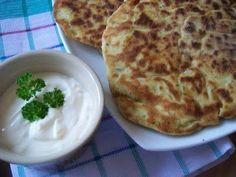 Fotorecept: Garlic Naan – indický cesnakový chlieb