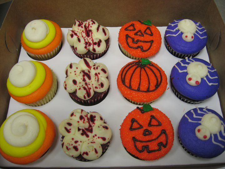 halloweencupcakedecoratingideas halloween cupcake ideas