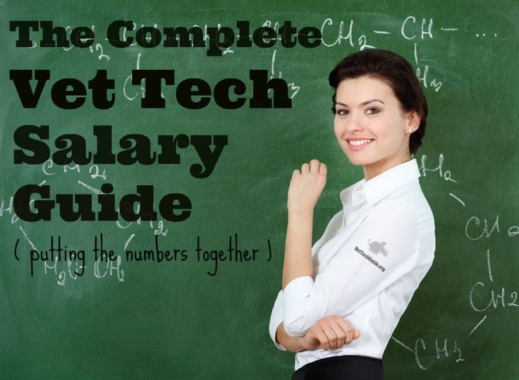 Best 20+ Veterinary technician salary ideas on Pinterest ...