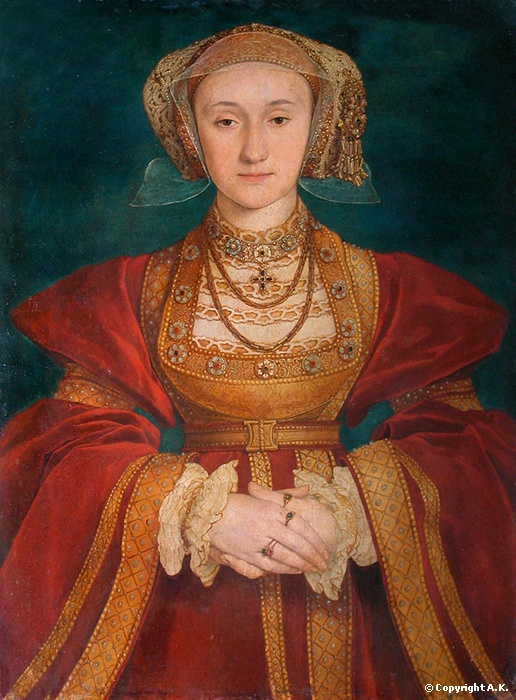 Holbein the Younger: Anne de Cleves