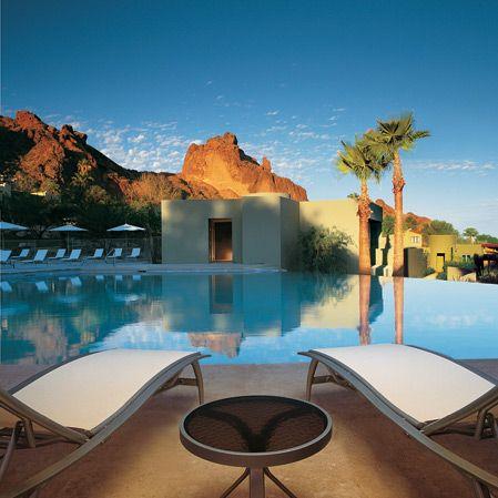Sanctuary On Camelback Mountain Resort Spa In Scottsdale Arizona Luxury Meets Relaxing