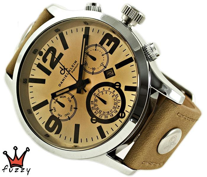 Daniel Klein ανδρικό ρολόι (R412-04)