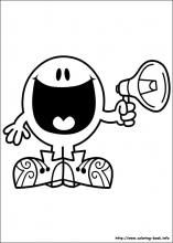 find this pin and more on mr men and little miss teaching - Dltk Teach