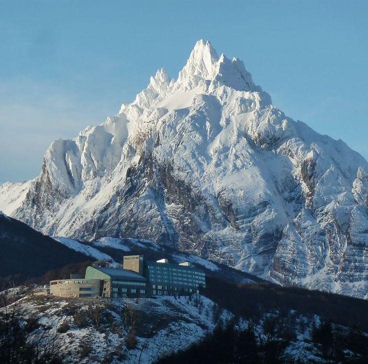 Arakur Hotel. Ushuaia. Tierra del Fuego.. EN EL FIN DE AMÉRICA DEL SUR, FABULOSO!
