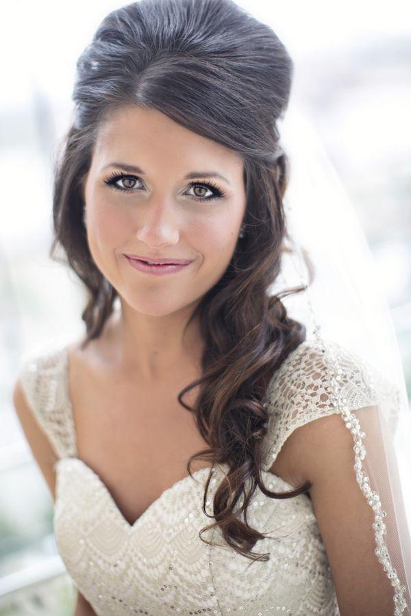 Real Wedding | Tara + Spencer http://www.theperfectpalette.com/2014/02/real-wedding-tara-spencer.html