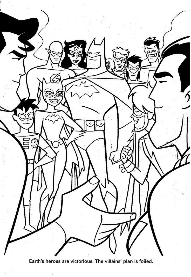 Batman and flash coloring pages - Find This Pin And More On Coloring Pages Superheroes