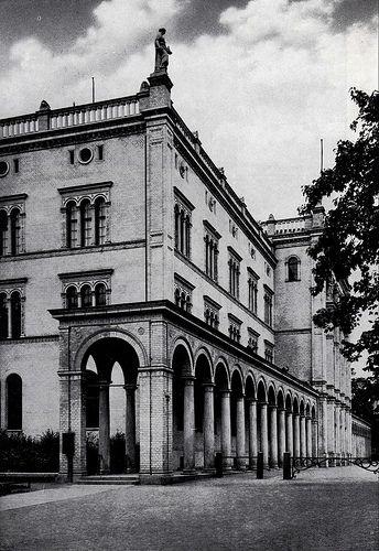 158 Königsberg - Universität by Kenan2, via Flickr