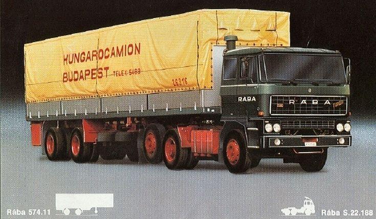 Raba L22.188 HUCA