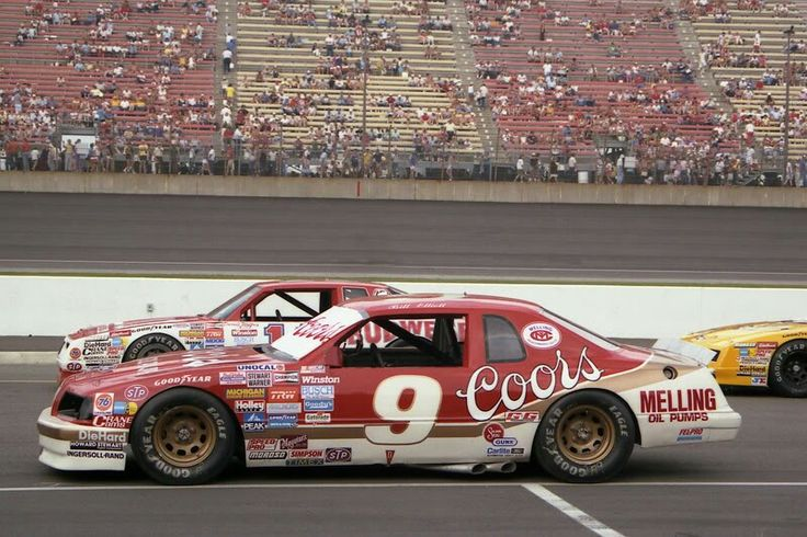 NASCAR Ford Thunderbird Bill Elliott