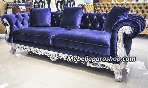 Sofa Mewah Jepara Set Sofa