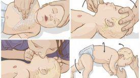 Avis aux parents ! Tout le monde doit connaître ce geste basique qui sauvera la vie d'un enfant en cas d'étouffement !