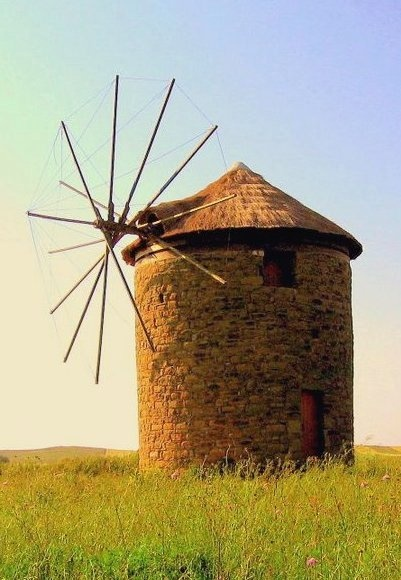 The Windmills of my village - Moudros, Limnos Island / by eirnvn