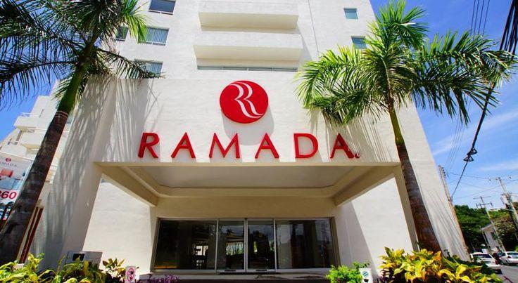 Entrada Hotel Ramada Cancun