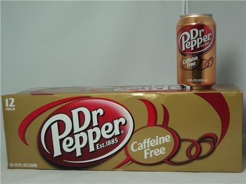 Dr Pepper Caffeine Free 12 pack.JPG 4/2/2011