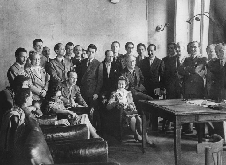 14 maggio 1947. Nasce il Piccolo Teatro della Città di Milano, foto Archivio Piccolo Teatro di Milano