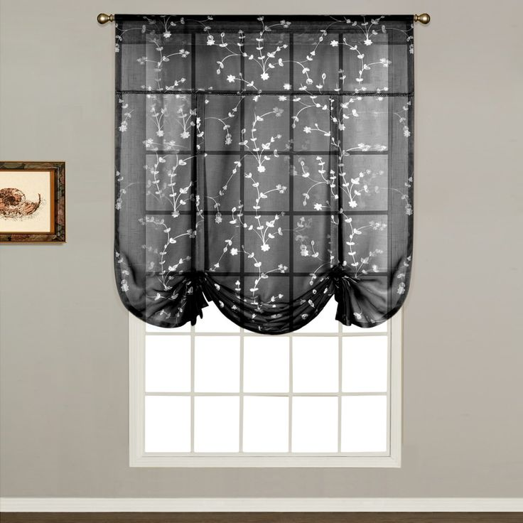 1000 Ideas About Tie Up Curtains On Pinterest Bathroom Window Coverings Valance Ideas And