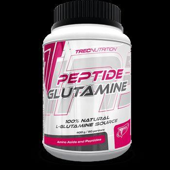 PEPTIDE GLUTAMINE: L-Glutamina w formie naturalnego peptydu   Naturalna forma L-glutaminy Długotrwała ochrona przed katabolizmem Wysokiej klasy bio-dostępny surowiec