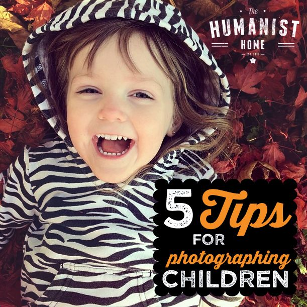 5 Tips for Photographing Children from a Professional Photographer. Spoiler Alert - you don't need a fancy camera!