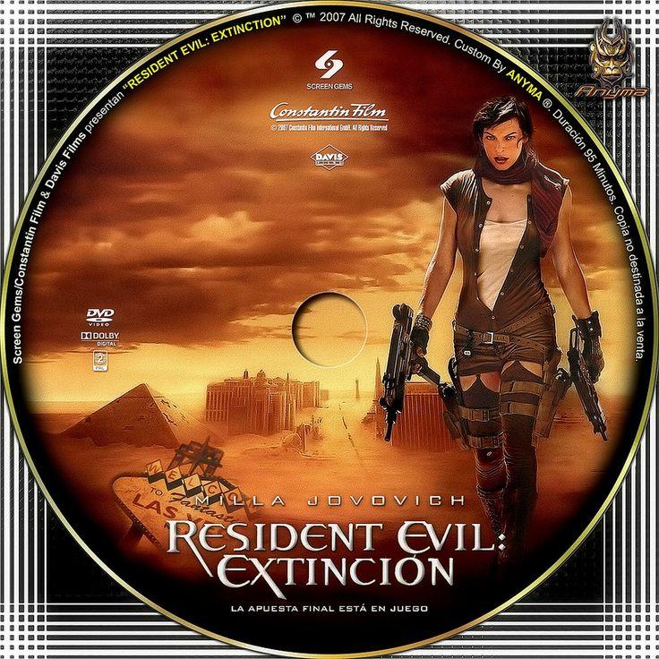 RESIDENT EVIL_ extincion V2 | por Anyma 2000