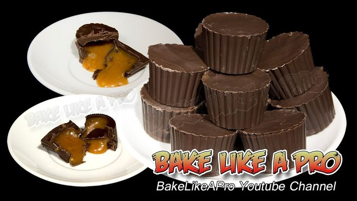 Caramel Filled Chocolates Recipe - Home made caramel filling ! Looks yummy--here's hoping I can duplicate this!