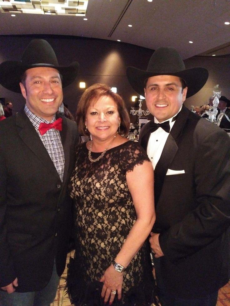 Antonio and Joe with New Mexico Governor, Susanna Martinez.