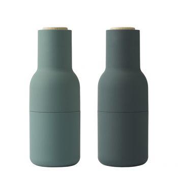 Menu's Bottle grinder set, dark green