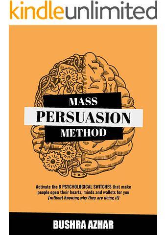 The 19 best books online e commerce images on pinterest books mass persuasion method by bushra azhar ebook deal fandeluxe Gallery